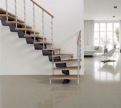 Маршевая лестница Genius 040RA