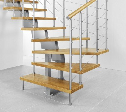 Маршевая лестница Genius 010XR