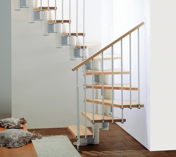 Маршевая лестница Kompact 89