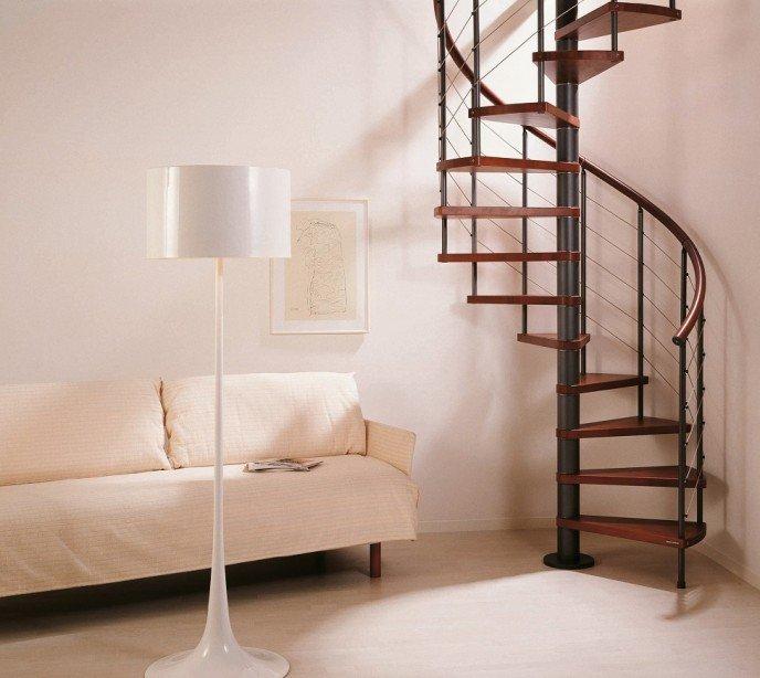 Винтовая лестница Genius T010 Faggio