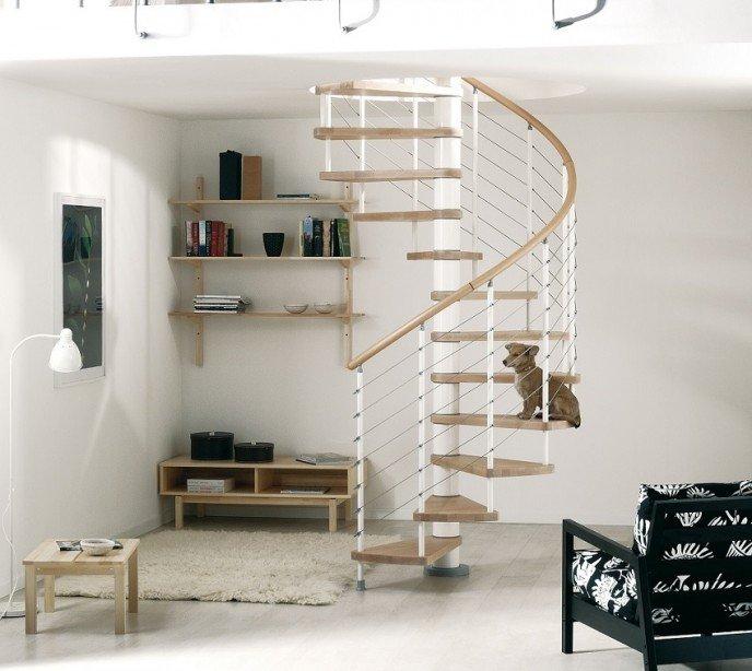 Винтовая лестница Kloe