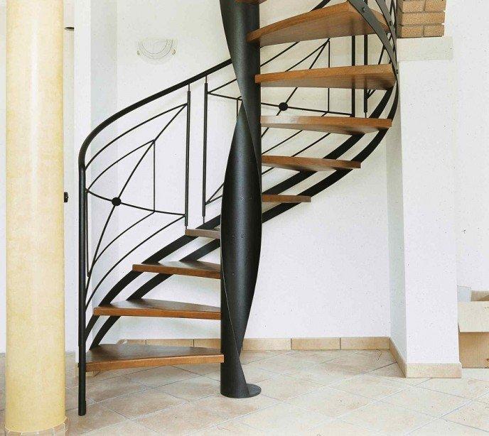 Винтовая лестница EMME 95