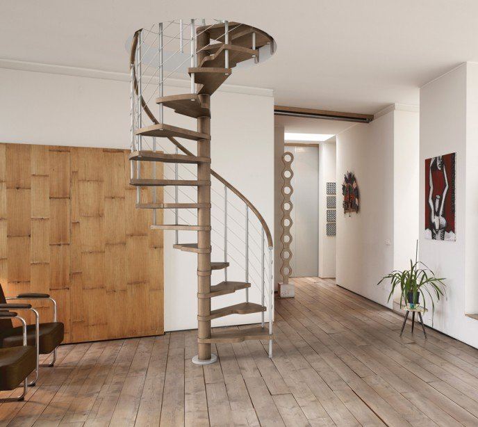 Винтовая лестница Genius 2Easy