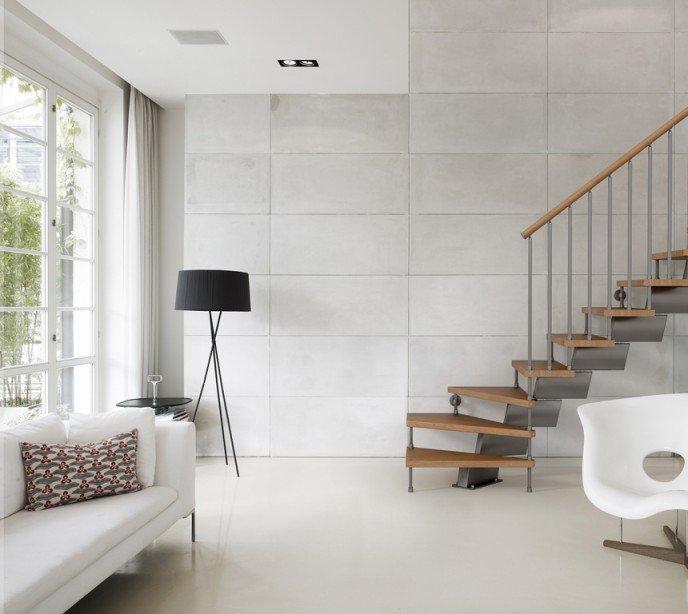 Маршевая лестница Genius 020RA