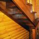 Маршевая лестница на косоурах Классика 5