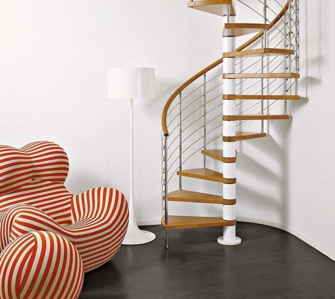 Винтовая лестница Genius T050