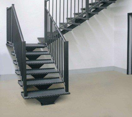 Маршевая лестница FF 2