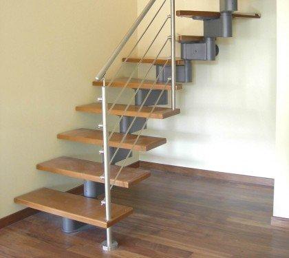 Маршевая лестница Modular Uno