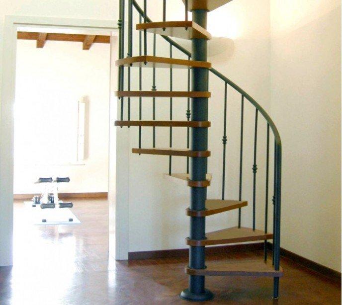 Винтовая лестница Emme 87