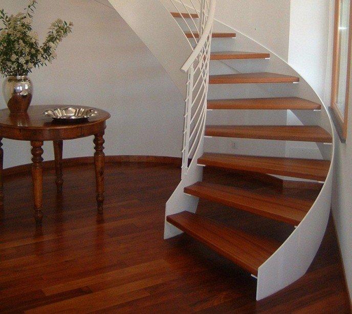Спиральная лестница Thema Ellitica