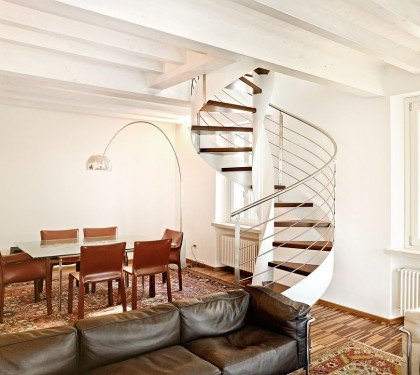 Винтовая лестница Elica Free