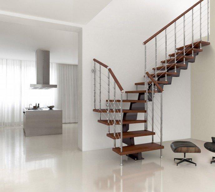 Маршевая лестница Genius RA050