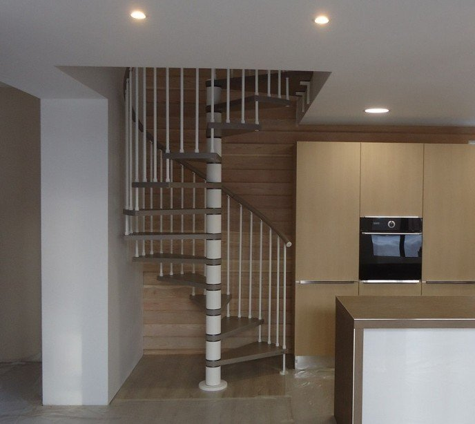 Винтовая лестница Genius T030