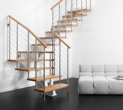 Маршевая лестница Genius 060RA