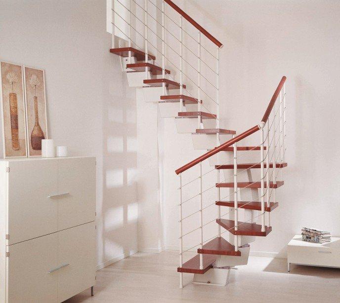 Маршевая лестница Genius 010RA