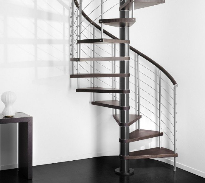Винтовая лестница Genius T060
