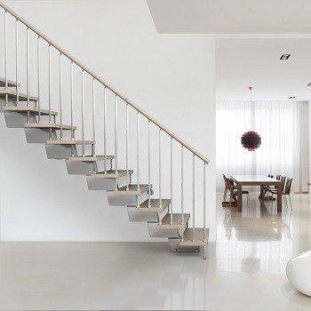 Лестницы среднего класса