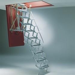 Чердачные лестницы с электроприводом
