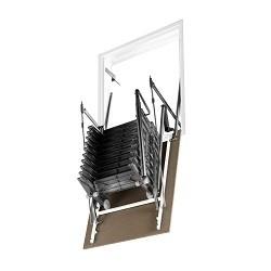 Вертикальные чердачные лестницы